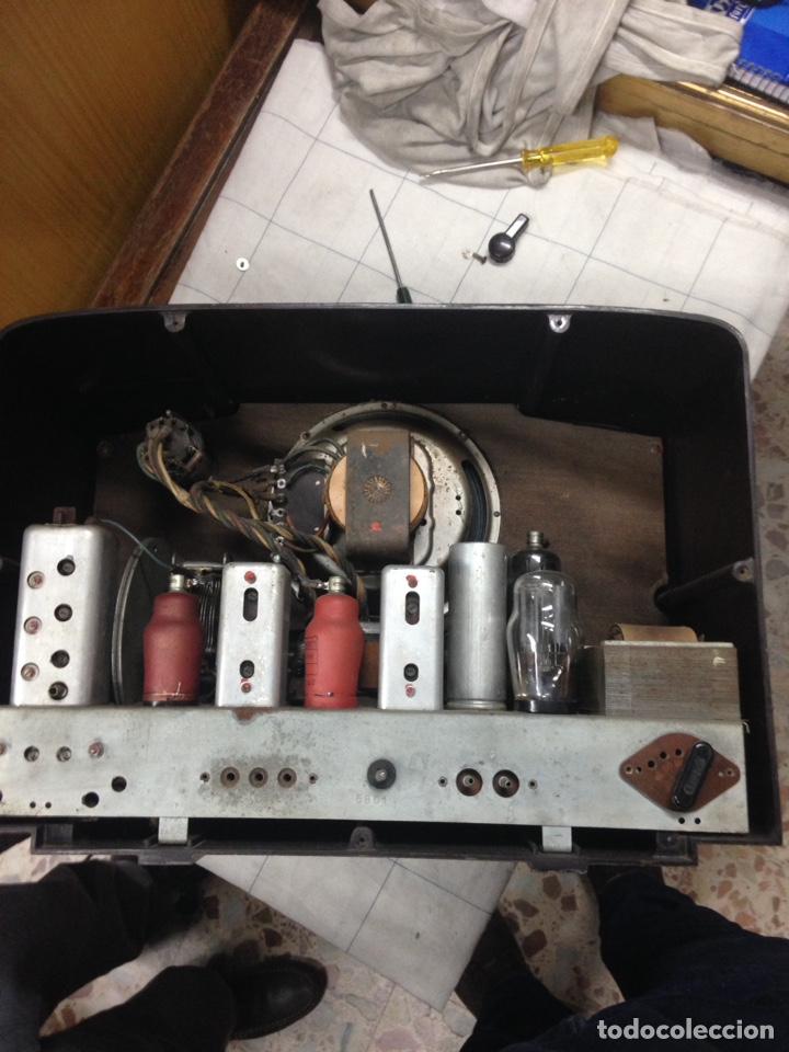 Radios de válvulas: Radio Marconi - Foto 12 - 26841334