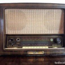 Radios de válvulas: ANTIGUA RADIO SAVA AUTOMATIC VW155. Lote 139758766