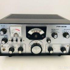 Radios de válvulas: SOMMERKAMP FR-50B. Lote 139788610