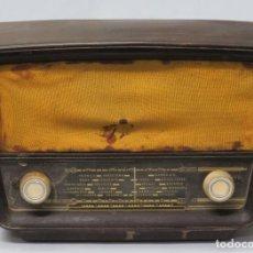 Radios de válvulas: RADIO DE BAQUELITA. ASKAR. Lote 139936090