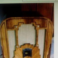 Radios de válvulas: RADIO CROSLEY AMERICANA. Lote 140406930
