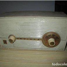 Radios de válvulas - RADIO A VALVULAS MARCA INVICTA - 140544650
