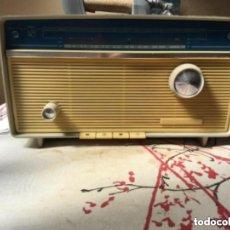 Radios de válvulas: RADIO ANTIGUA MARCA ASKAR MOD. AE-1223-A. TENSIÓN A 125 V. Lote 140879530