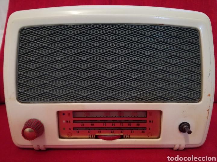 ANTIGUA RADIO PYE. (Radios, Gramófonos, Grabadoras y Otros - Radios de Válvulas)