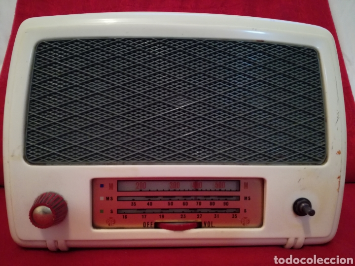 Radios de válvulas: Antigua Radio PYE. - Foto 3 - 141130921