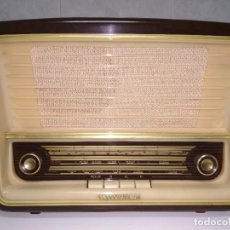Radios à lampes: ANTIGUA RADIO TELEFUNKEN - FUNCIONANDO Y EN BUEN ESTADO- VER VÍDEO. Lote 141603786