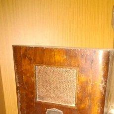 Radios de válvulas: PRECIOSA RADIO MODERNISTA. Lote 142274002