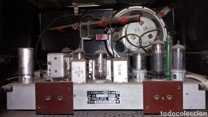 Radios de válvulas: Radio Philips - Foto 4 - 191019
