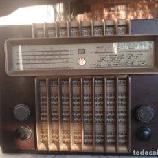 Radios de válvulas: RADIO MARCONI M-49. Lote 142881106
