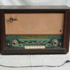 Radios de válvulas: ANTIGUA RADIO MARCA ASKAR MODELO 481-A.. Lote 143091210