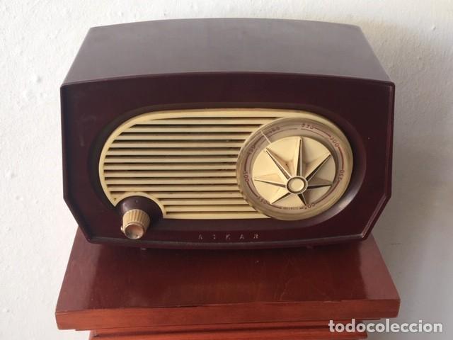 RADIO ANTIGUA (Radios, Gramófonos, Grabadoras y Otros - Radios de Válvulas)