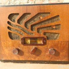 Radios de válvulas: RADIO RADIOLA SUPER OCTODE. AÑO 1934. EN MADERA.. Lote 143815486