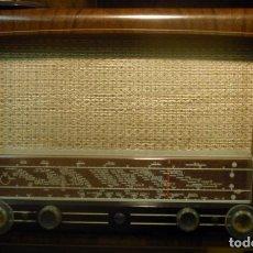 Radios de válvulas: RADIO ALEMAN AÑO 1952 FUNCIONA PERFECTAMENTE. Lote 143846062