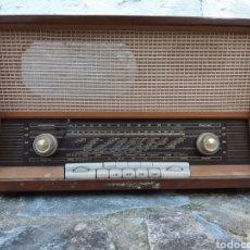 Radios de válvulas: RADIO ANTIGUA LOEWE OPTA. AÑOS 50.. Lote 144473385