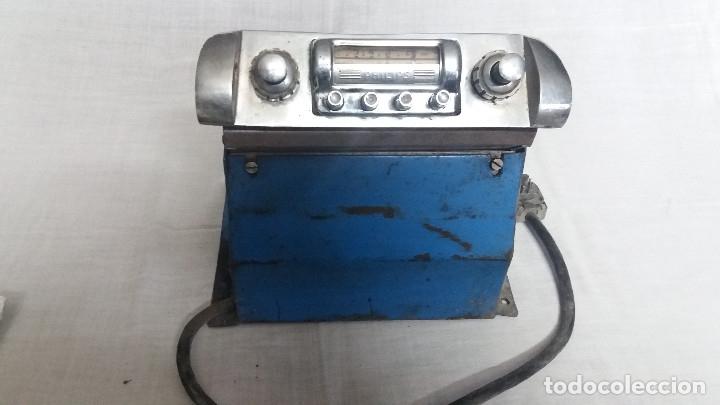 Radios de válvulas: AUTORADIO de valvulas PHILIPS - Foto 2 - 144994078
