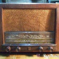 Radios de válvulas: RADIO PHILIPS. Lote 145013990