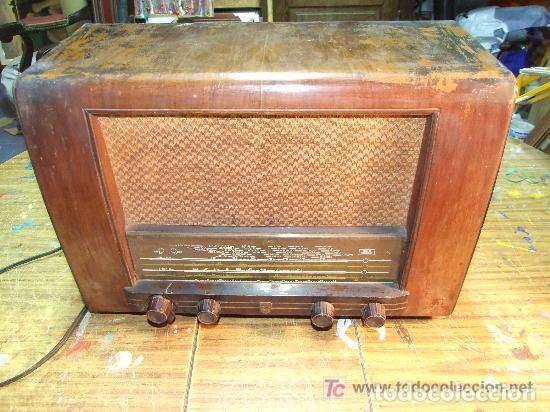 Radios de válvulas: RADIO PHILIPS - Foto 2 - 145013990
