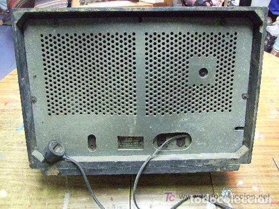 Radios de válvulas: RADIO PHILIPS - Foto 5 - 145013990