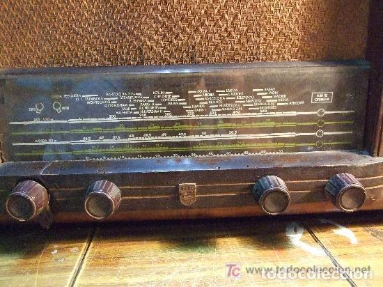 Radios de válvulas: RADIO PHILIPS - Foto 8 - 145013990