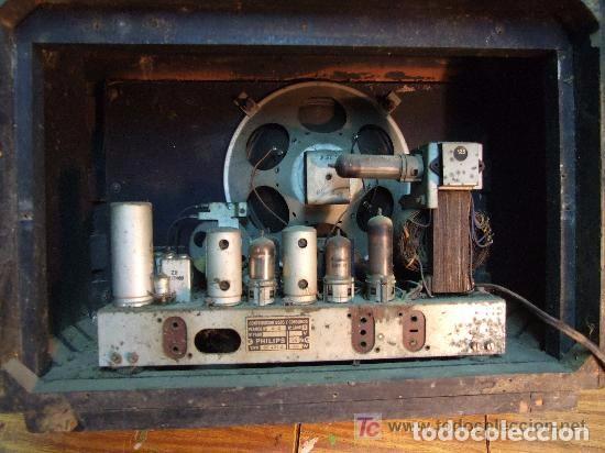 Radios de válvulas: RADIO PHILIPS - Foto 9 - 145013990