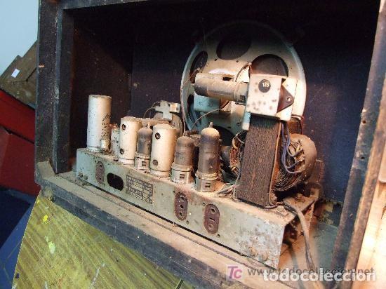 Radios de válvulas: RADIO PHILIPS - Foto 11 - 145013990