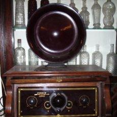 Radios de válvulas: RADIO MUEBLE PIERCE AIRO PRINCIPIOS SXX. Lote 145138410