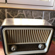 Radios de válvulas: RADIO FUNCIONANDO. Lote 112927627