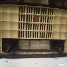 Radios de válvulas: RADIO PHILIPS. Lote 145530462