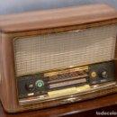 Radios de válvulas: RADIO ANTIGUA A VÁLVULAS SABA FREIBURG 8 (1957) TOTALMENTE RESTAURADA CON FM. Lote 145732610