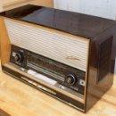 Radios de válvulas: RADIO ANTIGUA A VÁLVULAS SABA MEERSBURG 100 (1959) FUNCIONA. RESTAURADA Y CON FM.. Lote 145765322