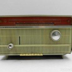 Radios de válvulas: IMPRESIONANTE ANTIGUA RADIO DE VÁLVULAS BAQUELITA MARCA PHIPIPS AÑOS 50-60 RARO. Lote 146107194