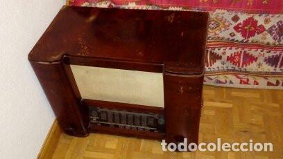 RADIO 1922 (Radios, Gramófonos, Grabadoras y Otros - Radios de Válvulas)