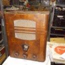 Radios de válvulas: RADIO PHILIPS. Lote 146917450
