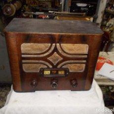 Radios de válvulas: RADIO PHILIPS. Lote 146919390