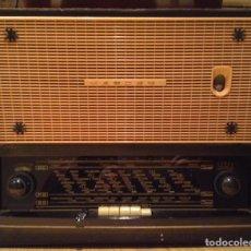 Radios de válvulas: MARCONI RADIO TOCADISCOS 66 C. Lote 146938258