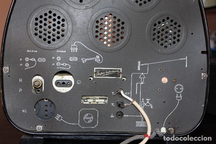Radios de válvulas: RADIO PHILIPS DE CAPILLA AÑOS 30 DEL SIGLO PASADO - Foto 6 - 147015338