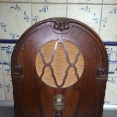 Radios de válvulas: RADIO CAPILLA. Lote 147193290