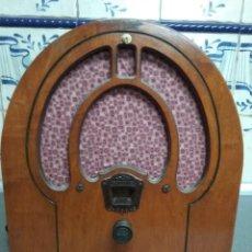 Radios de válvulas: RADIO CAPILLA PHILCO . Lote 147194530