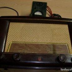 Radios de válvulas: RADIO PHILIPS. Lote 147203618