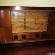 Radios de válvulas: RADIO DE VÁLVULAS PHILIPS BE- 592 A. AÑOS 50.. Lote 147217162
