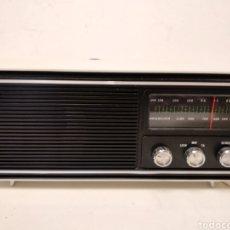 Radios de válvulas: RADIO HERU TR-301.AÑO 1975.FUNCIONA.BUEN ESTADO. Lote 147584013