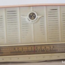 Radios de válvulas: ANTIGUA RADIO RCA VICTOR TWIN SPEAKER. Lote 148017582