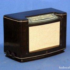 Radios de válvulas: RADIO A VÂLVULAS MULLARD MAS 306 (1947) - FUNCIONA.. Lote 148070102