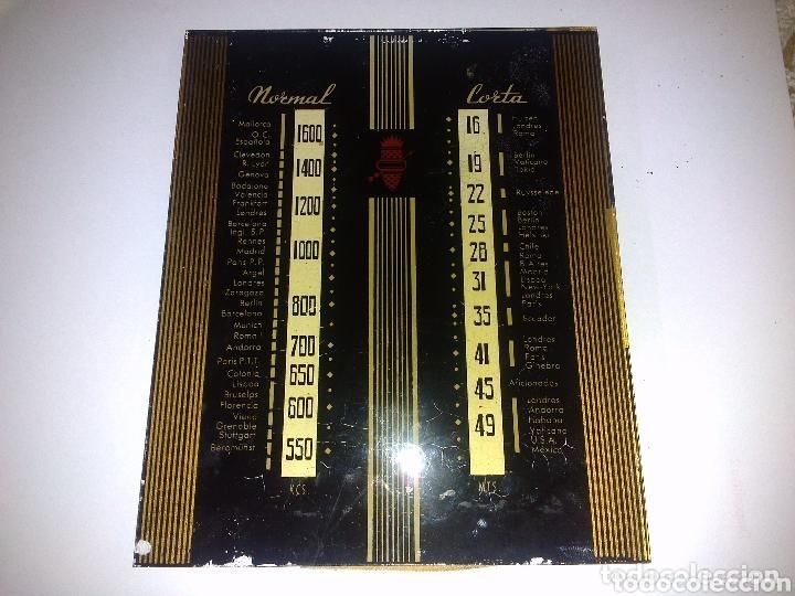 Radios de válvulas: (10) Cristales de dial de Radio - Foto 2 - 148471833