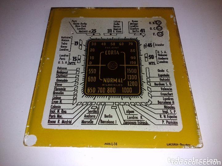 Radios de válvulas: (10) Cristales de dial de Radio - Foto 4 - 148471833