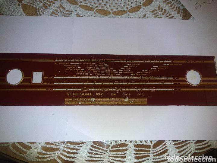 Radios de válvulas: (10) Cristales de dial de Radio - Foto 6 - 148471833