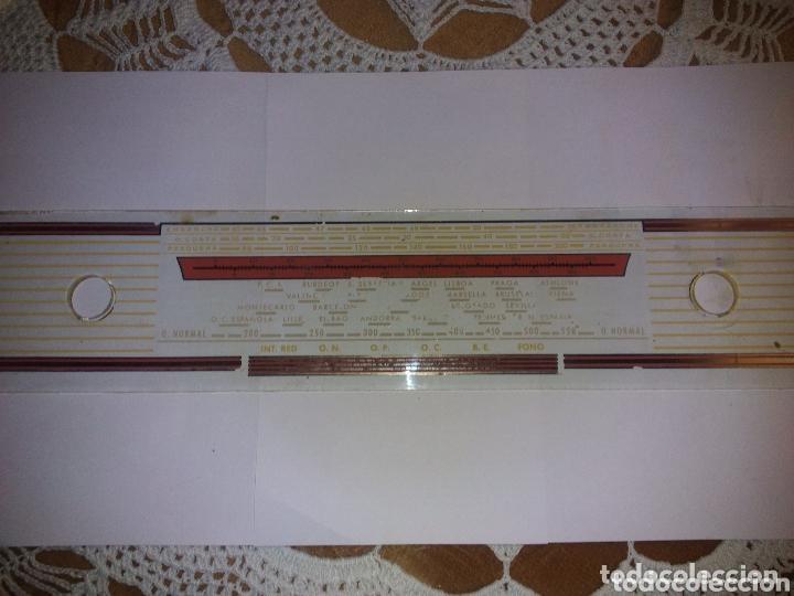 Radios de válvulas: (10) Cristales de dial de Radio - Foto 8 - 148471833