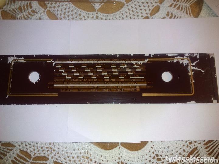 Radios de válvulas: (10) Cristales de dial de Radio - Foto 7 - 148471833