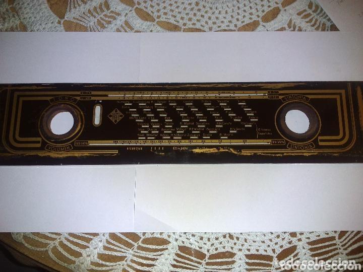 Radios de válvulas: (10) Cristales de dial de Radio - Foto 9 - 148471833