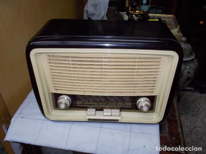 Radios de válvulas: Radio invicta - Foto 2 - 149331770